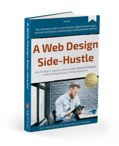 The 5-Figure Web Designer book