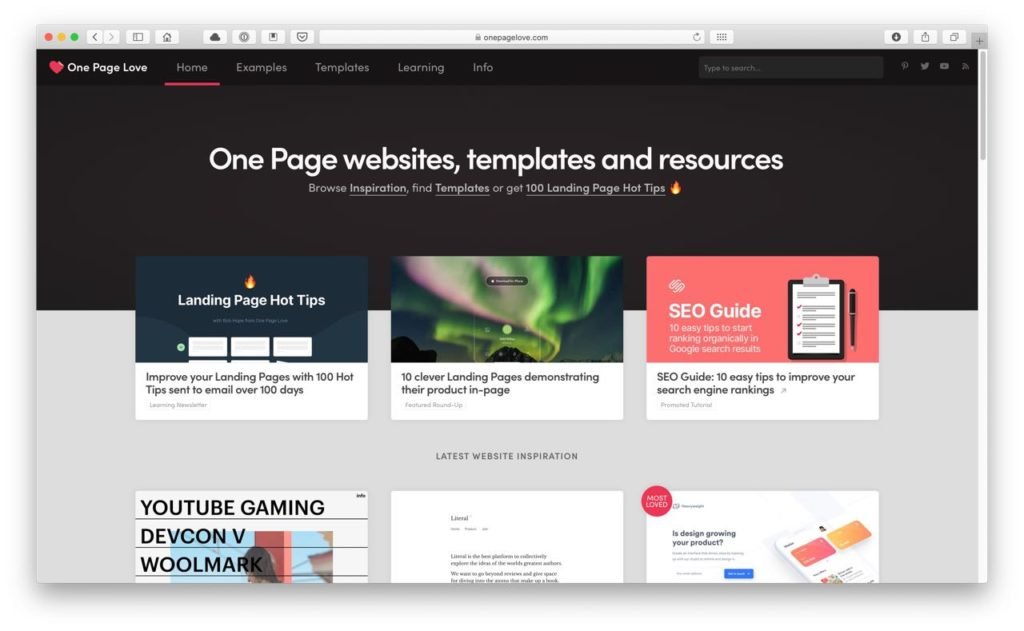 Best tips on how to create a landing page for free using WordPress and ready made designs.